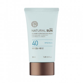Natural Sun Eco No Shine Hydrating Sun SPF40 PA+++